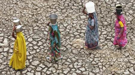 160% rise in budget for Gujarat water board's drought plan