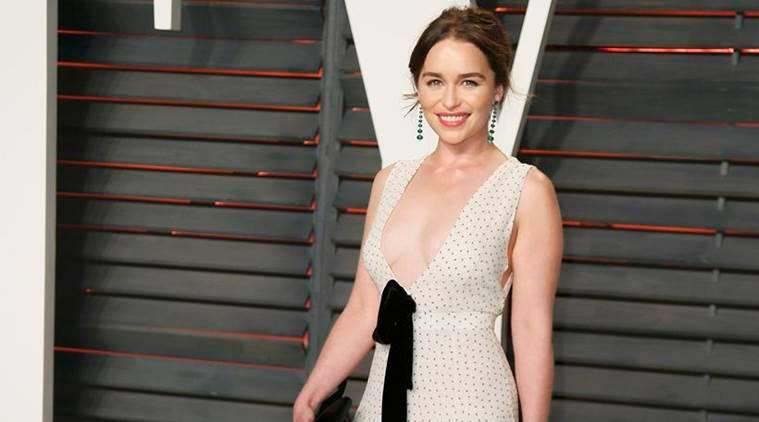 Emilia Clarke, Me before you, Sam Claflin, Jenna Coleman, Game of thrones, Emilia Clarke news, Emilia Clarke upcoming films, Entertainment news