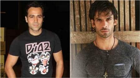 Emraan Hashmi, Gaurav Arora are new workout buddies inBollywood