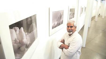 Codes of colour: Panjab University platform for small town artists to exhibit work