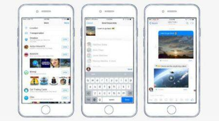 Now share photos, videos from Dropbox on Facebook Messenger