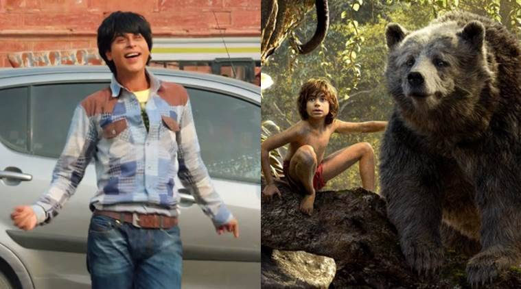 Fan, Fan box office collections, Fan movie, SRk, SRk Fan, Shah Rukh Khan, The jungle book, The Jungle book box office collections, Shah Rukh Khan fan, Entertainment news