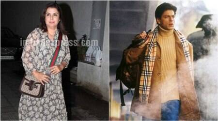 Farah Khan, Shah Rukh Khan, Farah Khan Shah Rukh Khan, Main Hoon Na, Main Hoon Na, Main Hoon Na sequel, Farah Khan upcoming movies, Shah Rukh Khan upcoming movies, Farah Khan movies, Shah Rukh Khan movies, Entertainment news