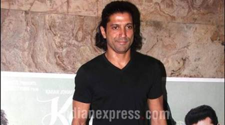 Farhan Akhtar, Farhan Akhtar date, Farhan Akhtar news, Farhan Akhtar film, Farhan Akhtar upcoming film, entertainment news