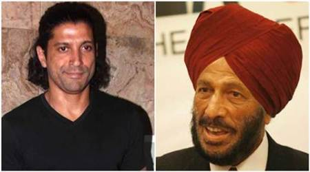 Farhan Akhtar, Milkha Singh, Farhan Akhtar movies, Farhan Akhtar upcoming movies, Farhan Akhtar news, Milkha Singh news, Entertainment news