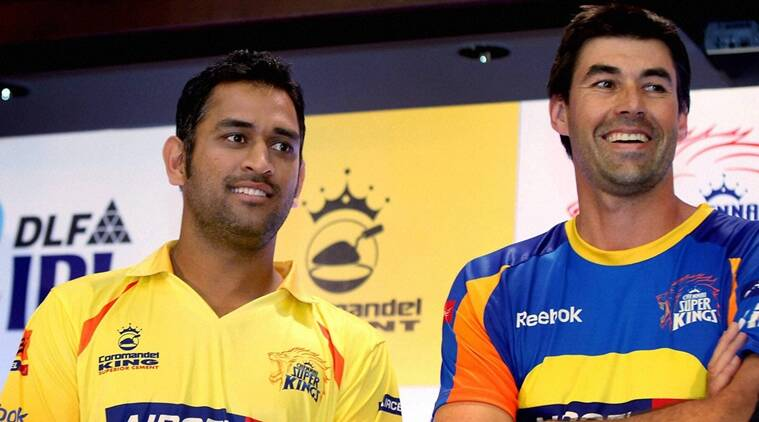 Chennai Supper Kings' whistle launch