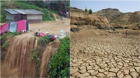 drought, flood, india drought, maharashtra drought, centre drought funds, centre flood funds, centre state funds, india news, latest news,