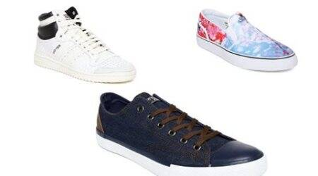 Kick in some fun into Summer with casual shoes