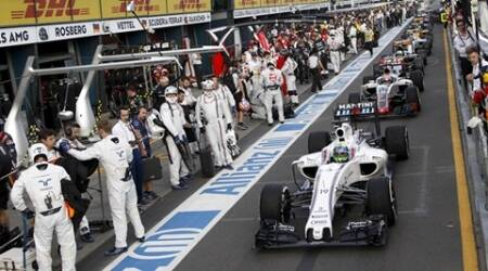 Formula One to review 'controversial' qualifying format on Sunday