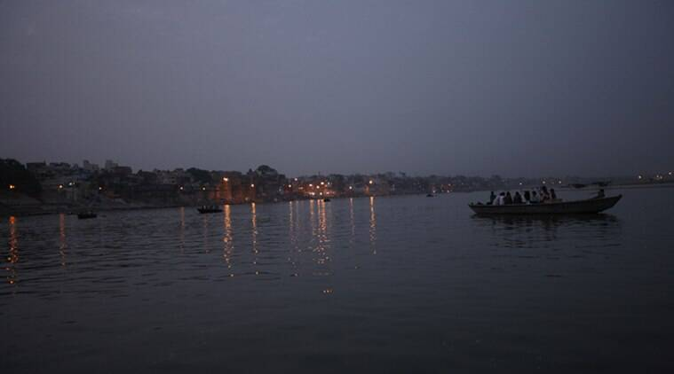 File photo of River Ganga. Express Photo by Neeraj Priyadarshi.
