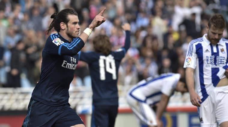 Gareth Bale, Gareth Bale Real Madrid, Real Madrid Gareth Bale, Bale Real Madrid, Real Madrid Bale, Real Sociedad, Sports News, Sports