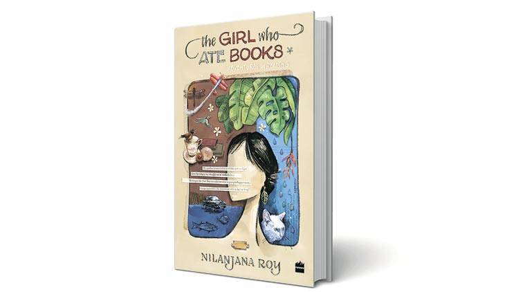 book, book review, The Girl Who Ate Books: Adventures in Reading, Nilanjana Roy, language, indian language, english language, book