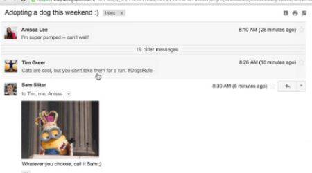 April Fools' Day: Now 'drop the mic' on any Gmail conversation