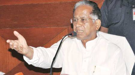 assam infromation and public relations minister, ranjit gogoi, tarun gogoi, assam scam, ranjit gogoi scam, indian express, india news, latest news