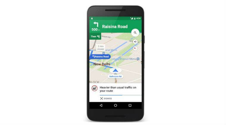 Google, google maps, google maps update, google maps traffic alerts, google maps jam updates, Android, ios, apps, smartphones, technology, technology news