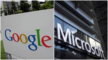 Google vs Microsoft, Google Microsoft search regulations, Google Microsoft regulatory battles, Google, Microsoft, Google Microsoft search battle, Android system patent licensing deal, Microsoft patent licensing deal, tech news, technology