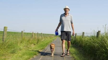 Let grandpa walk the dog for a healthier life