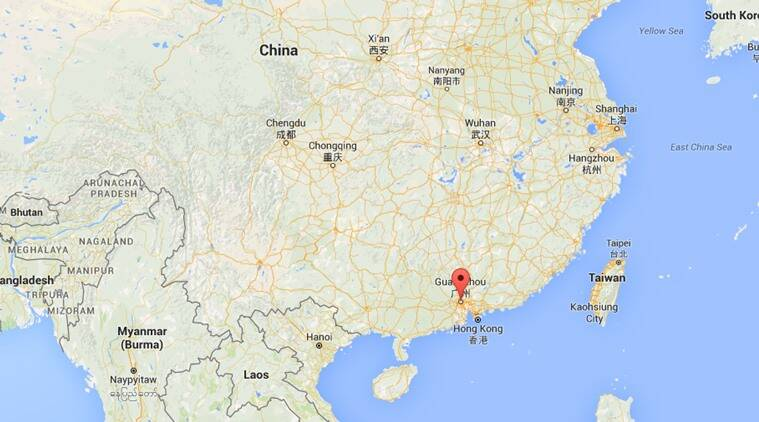 China structure collapse, China, Guangdong, China collapse people dead