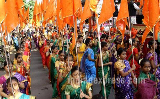 Gudi Padwa Festival PHOTOS: People celebra...