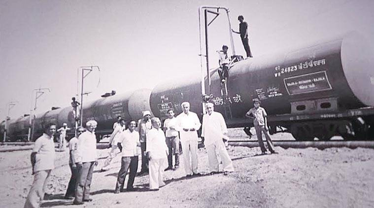 water train, india water trains, rajkot water train, rajkot water crisis, water crisis in rajkot, gujarat water train, India's first water train, India news