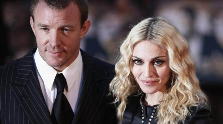 Madonna, Guy Ritchie, Rocco, Madonna son, Guy Ritchie son, Madonna news, Entertainment news