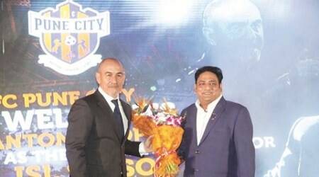 From Atletico de Kolkata to Pune City, coach Antonio Habas makes the switch