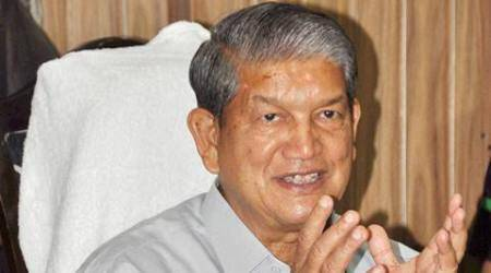 harish rawat, uttarakhand, muslim, namaz, firday prayer, islam, muslim prayer, uttarakhand news