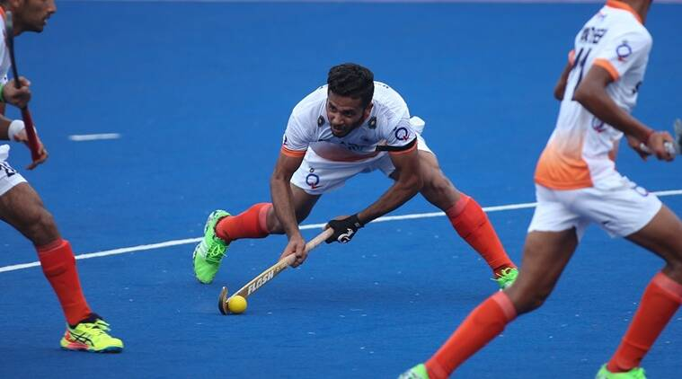 Manpreet Singh replaces PR Sreejesh as captain for Asian Champions Trophy