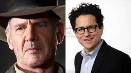 Harrison Ford's injury helped me figure out 'Star Wars' film: J J Abrams