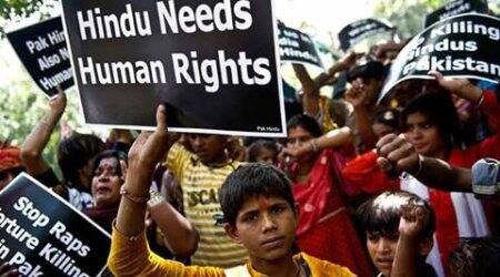 Indian citizenship for Hindus from Pakistan to be made easier:Government