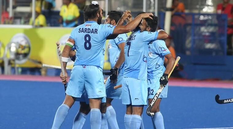 India march their way into Azlan Shah Cup finals after an emphatic 6-1 win over Malaysia.