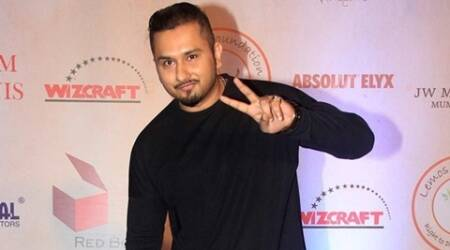 Honey Singh receives messages from fans after his return