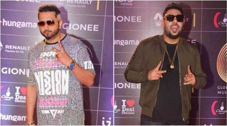 Badshah on Honey Singh's 'Nano' remark: Artists should focus on work rather than talking useless things