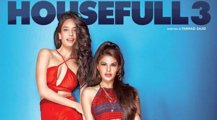 Housefull 3, Housefull 3 songs, upcoming movies, Akshay Kumar, Abhishek Bachchan. Jacqueline Fernandez, Nargis Fakhri, Sajid Nadiadwala, Sajid Khan, Lisa Haydon, Girls Just Want To Have Fun, Entertainment news
