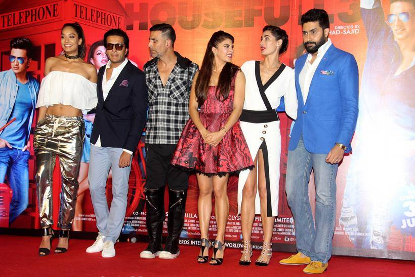 Housefull 3 Trailer Will Leave You in Splits
