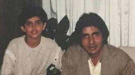 Hrithik Roshan shares his 'fan moment as a kid' with Amitabh Bachchan