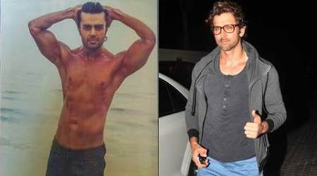 Hrithik Roshan lauds Manish Paul's physical transformation