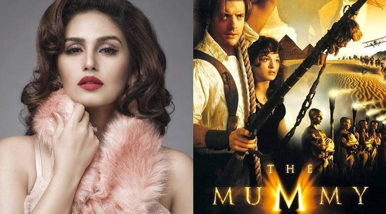 Huma Qureshi, The Mummy, The Mummy returns, The Mummy 3, the Mummy part 3, the Mummy movie, Huma Qureshi The Mummy, Huma Qureshi in the Mummy, Entertainment news