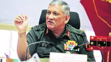 Lt Gen Bipin Rawat: 'Being prepared for war is the biggest deterrent for war'