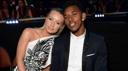 Iggy Azalea denies Nick Young split