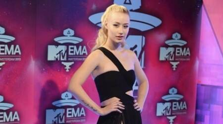 Iggy Azalea haunted by hotel ghost