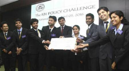 The IIFT team was awarded a trophy and a cash prize of Rs1 lakh.