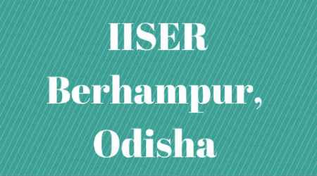 Classes of IISER Berhampur to begin from August