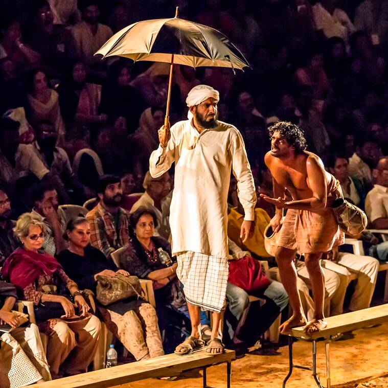 The play now travels to Kozhikode and Bangalore in May, and then to Goa and Kochi in December.