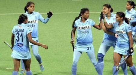 Indian women's hockey, Hawke's Bay Cup, Hawke's Bay Cup scores, Hawke's Bay Cup schedule, India vs Canada, sports news, sports, hockey news, Hockey