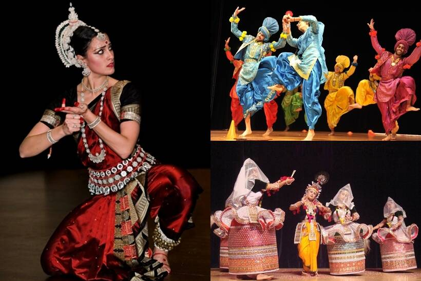 Essay on Indian Classical Dance (493 Words)