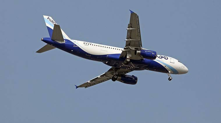 Indigo, indigo flight fire, indigo plane fire, flight fire landing, indigo flight fire landing, indigo landing, indigo flight, news, latest news, India news, national news,