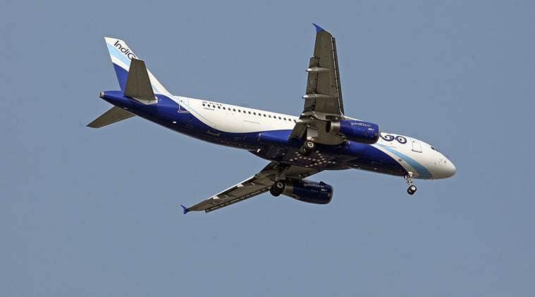 Indigo, indigo flight fire, indigo plane fire, flight fire landing, indigo flight fire landing, indigo landing, indigo flight, news, latest news, India news, national news,