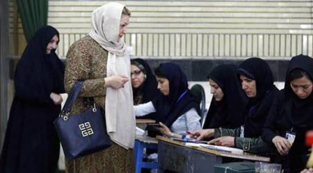 Iran elections: President Hassan Rouhani's moderate allies win secondround