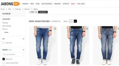 Jabong launches international fashion brand Mexx in India